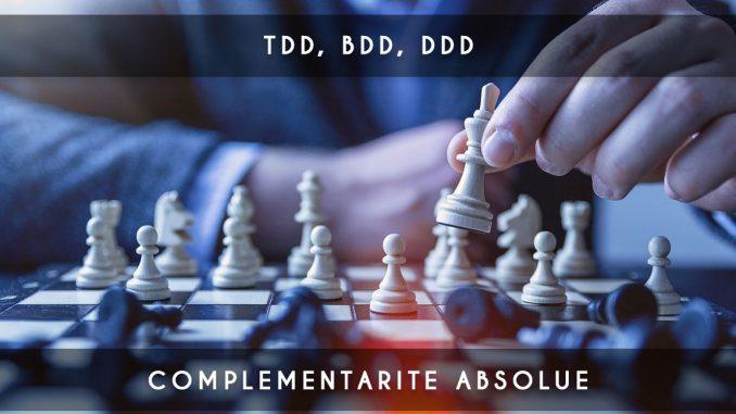 TDD BDD DDD