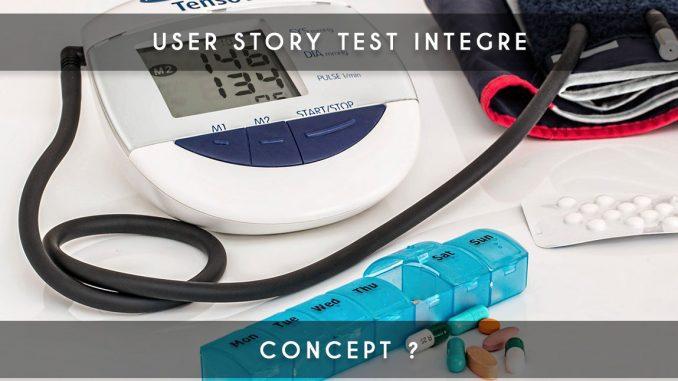user story test
