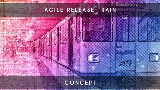 agile release-train-art