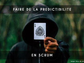 predictibilite en scrum