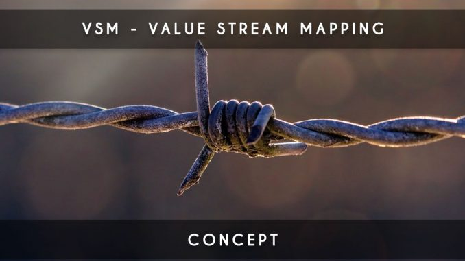 value stream mapping - vsm