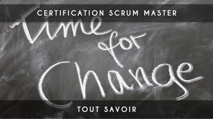 certification scrum master