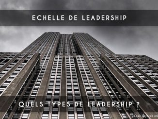 echelle de leadership