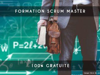 formation scrum master gratuite