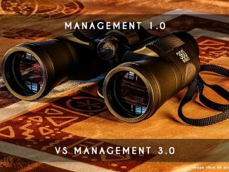 management 1.0 vs management 3.0