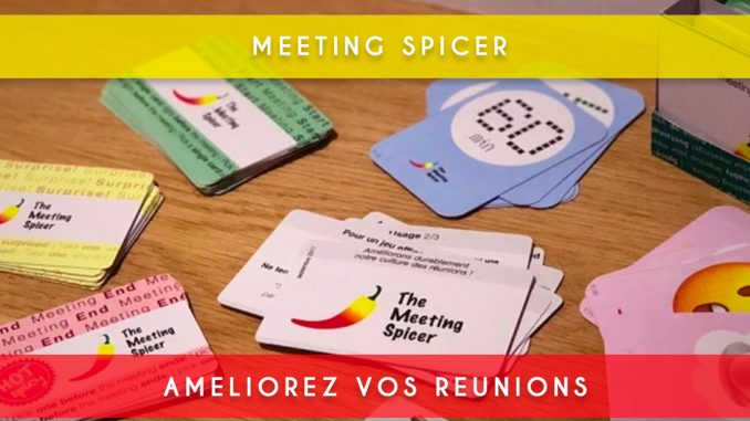 Meeting Spicer
