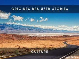 origines des user stories