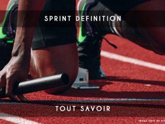 sprint definition