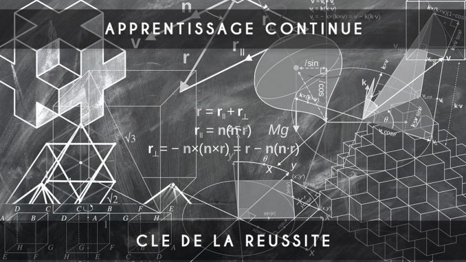 apprentissage continue